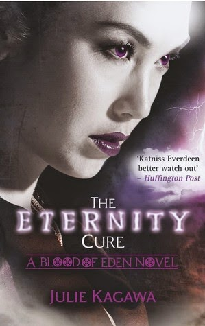 Book Review: The Eternity Cure by Julie Kagawa | The Reader